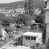 Bułgaria tania - widok z hotelu na zaplecze