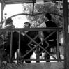 Bułgaria tania - kelnerzy w knajpie, gdzie jedliśmy dobrą rybę a kelner wspominał Warszawę